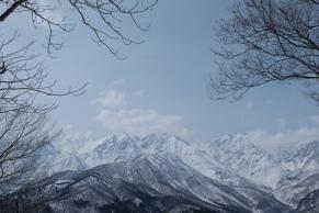 Hakuba Nagano snowshoe-2