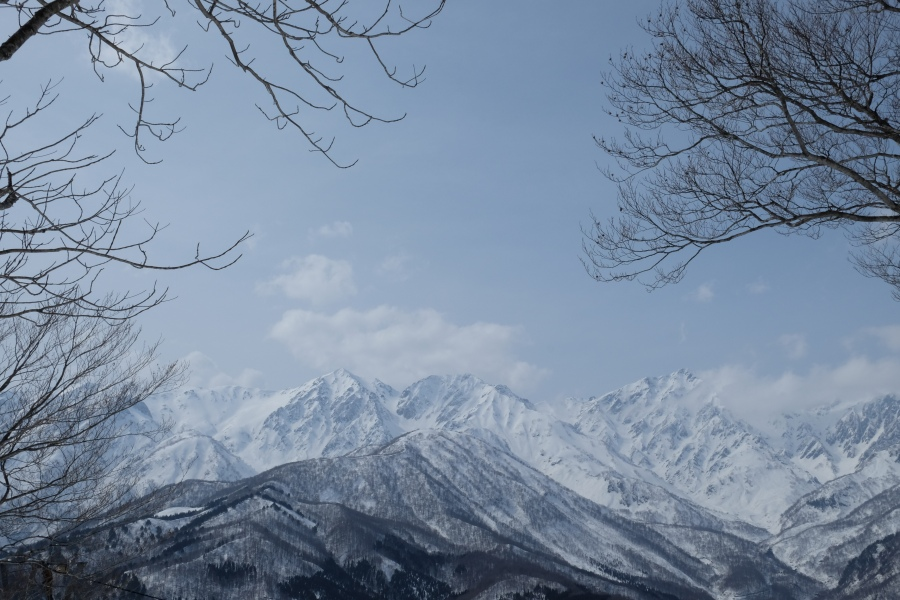 Snowshoeing in Nagano
