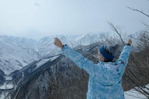 Hakuba Nagano snowshoe-9