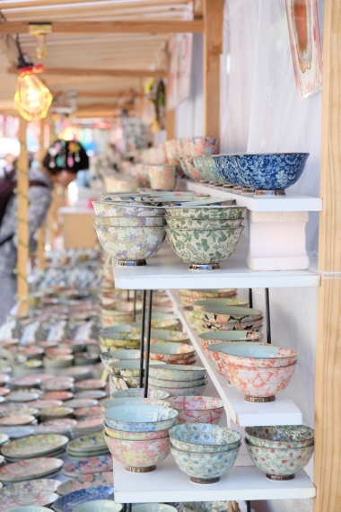 Arita Porcelain Market Japan-13