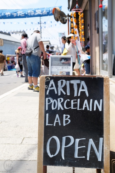 Arita Porcelain Market Japan-5