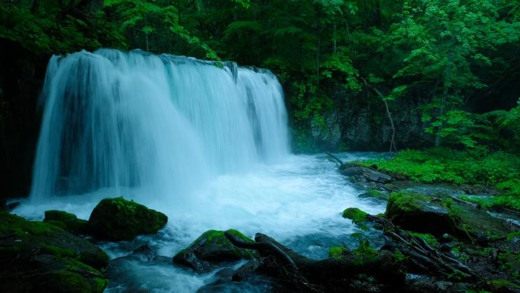 Japan Life blog recap Oirase hiking -3