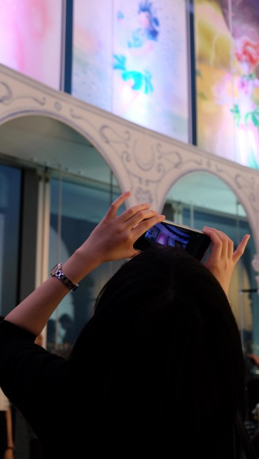 Japan Life blog recap Sailor Moon exhibition -7
