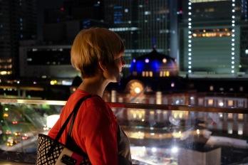 Japan Life blog recap Tokyo station -16