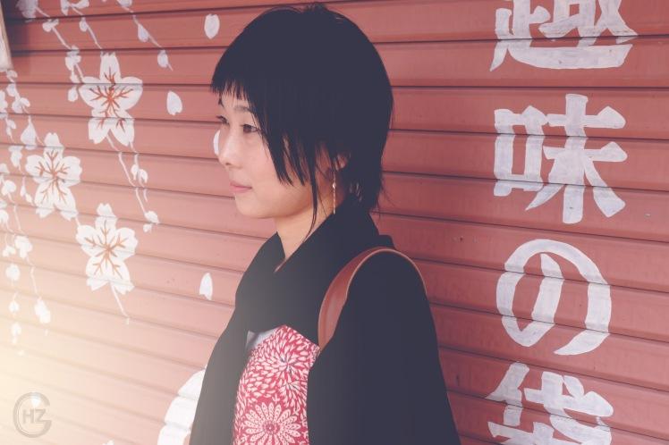 Asakusa portrait photoshooting nostalgic Tokyo-4