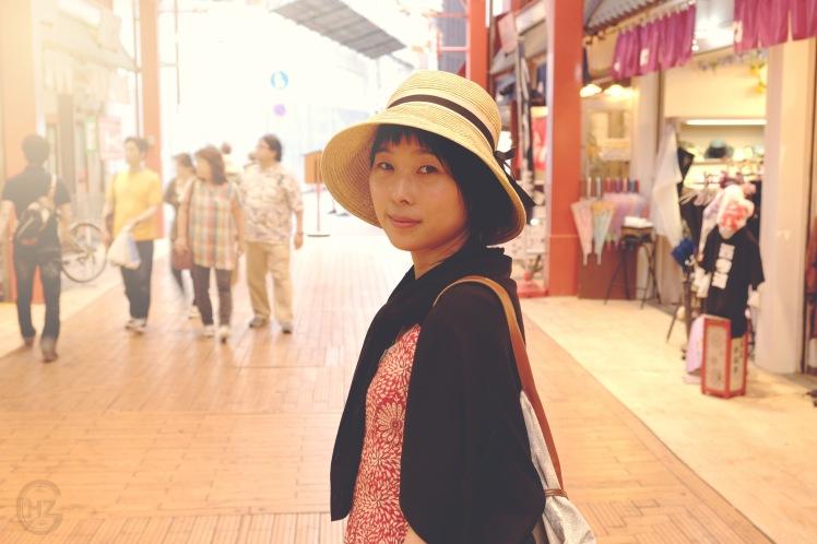 Asakusa portrait photoshooting nostalgic Tokyo-6