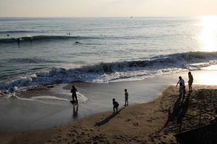 kamakura-enoshima-beach-ocean-sunset-4