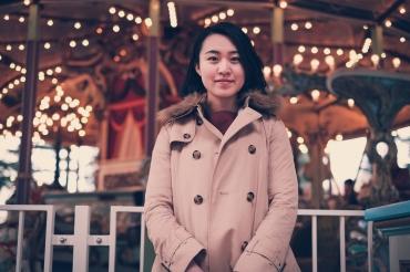 Amusement park portrait photo shoot Tokyo-12