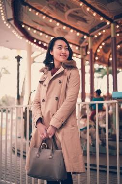 Amusement park portrait photo shoot Tokyo-13