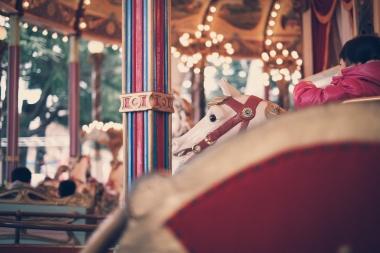 Amusement park portrait photo shoot Tokyo-14