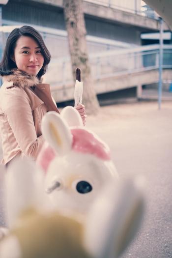 Amusement park portrait photo shoot Tokyo-20 - コピー