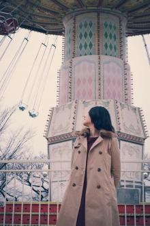 Amusement park portrait photo shoot Tokyo-26