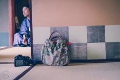 Kawagoe Japan vintage Kimono-13