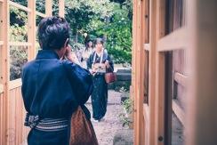 Kawagoe Japan vintage Kimono-7