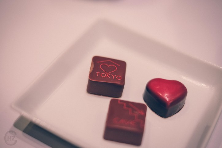 valentine chocolate Tokyo Japan
