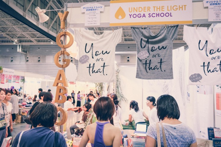 Yoga Yogafestival Tokyo Namaste
