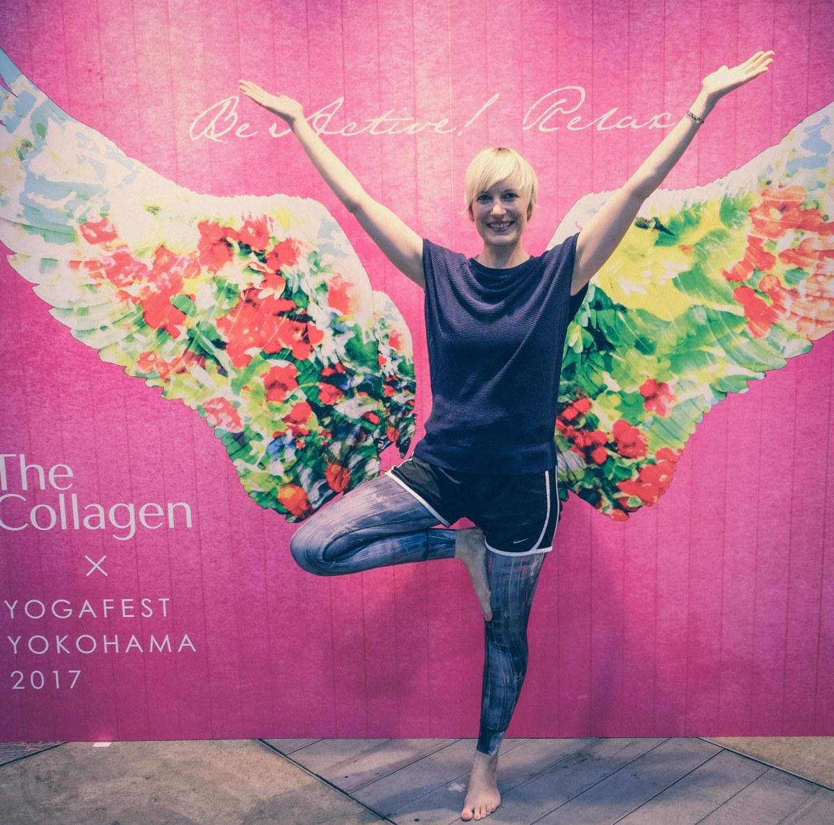 Nachtrag: Das Yogafest Yokohama 2017