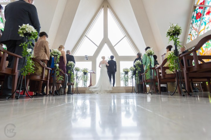 dream wedding chapel Traumhochzeit Miyakojima