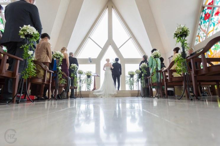 dream wedding chapel Traumhochzeit Miyakojima