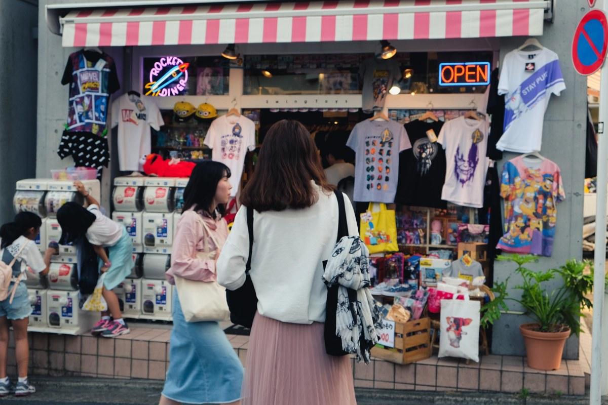 Streetsnaps in Shimokitazwa – Tokyos Hipster-Viertel