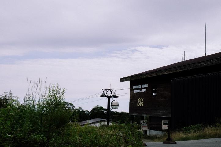 Hakuba Nagano Japan Sightseeing ropeway