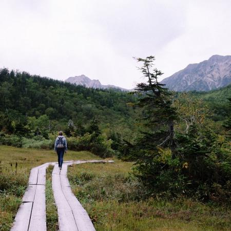 Hakuba Nagano Japan Sightseeing hiking
