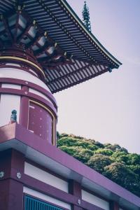 Shikoku pilgrimage Pilgerweg Tokushima Yakuoji