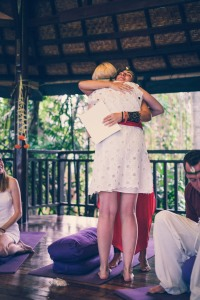 Yoga teacher training YTT Bali Ubud