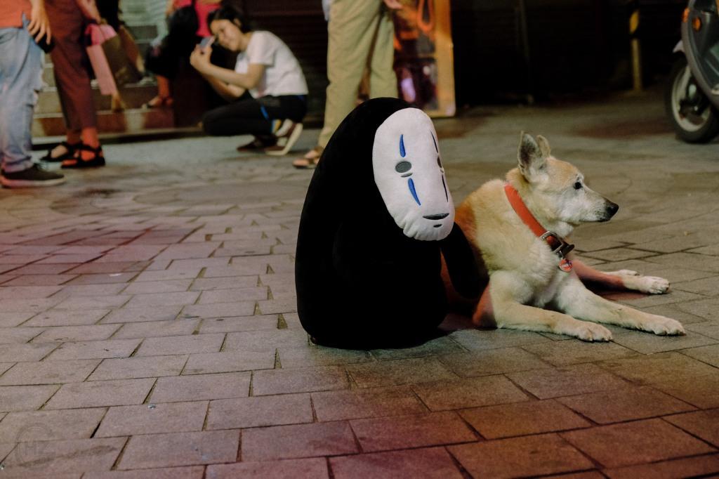 Reisen Taiwan Jiufen Spirited Away